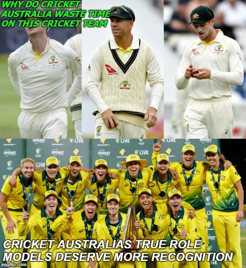 image tagged in cricket,sport,women | made w/ Imgflip meme maker