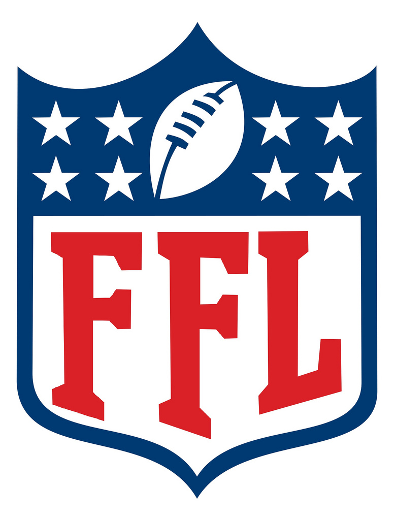 Fantasy Football logo Blank Template - Imgflip