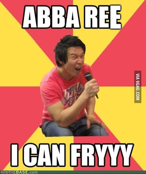 I rika sing | E | image tagged in asian singer,karaoke joe,tomny mac,sup romo,joe suck | made w/ Imgflip meme maker