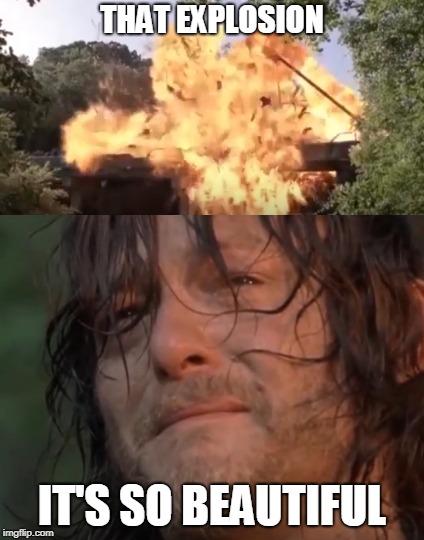The Walking Dead Imgflip