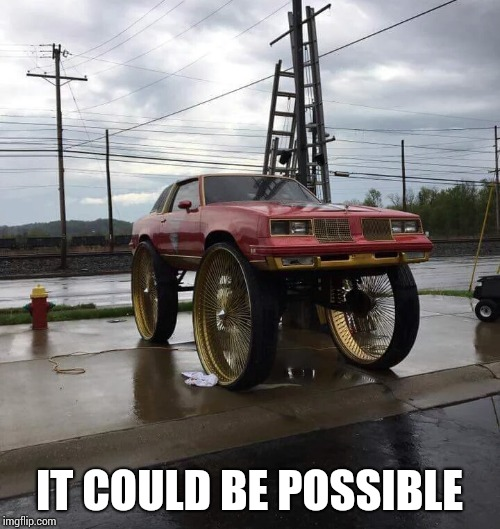 IT COULD BE POSSIBLE | made w/ Imgflip meme maker
