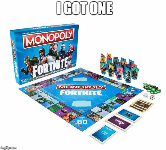 I GOT ONE | image tagged in forknife | made w/ Imgflip meme maker