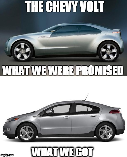 No sales? | image tagged in government corruption,politics,automotive,chevy,chevrolet | made w/ Imgflip meme maker