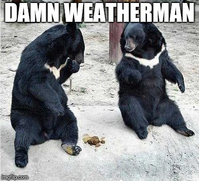 DAMN WEATHERMAN | made w/ Imgflip meme maker