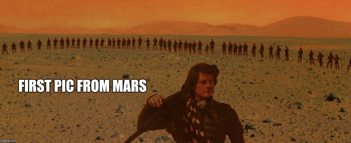 Cydmoonie | FIRST PIC FROM MARS | image tagged in cydmoonie | made w/ Imgflip meme maker