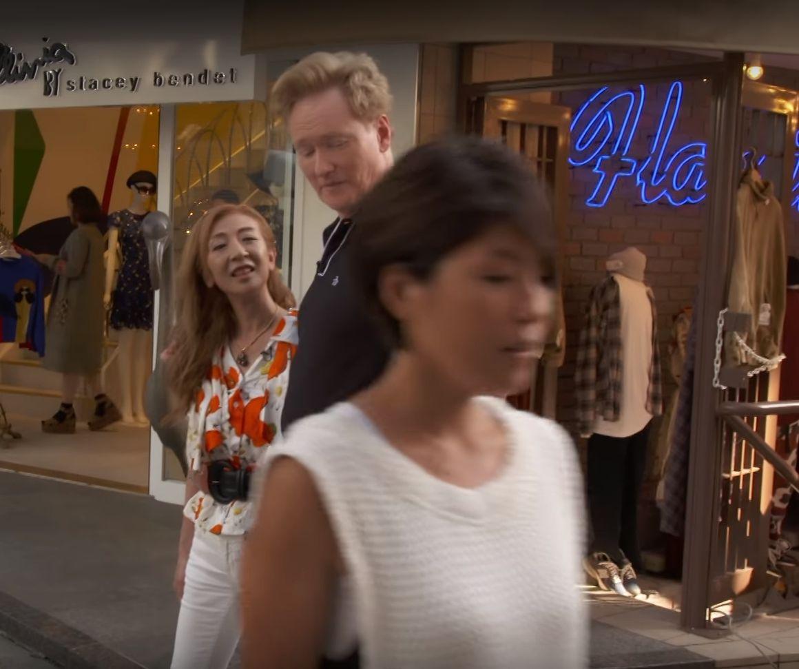 Conan Japanese Wife Meme Generator - Imgflip