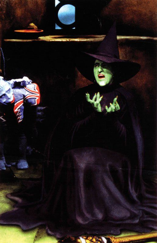 Wicked Witch Melting Gif 2