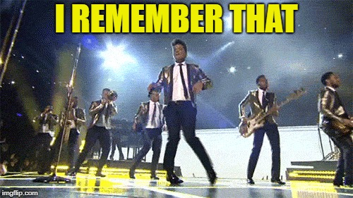 I REMEMBER THAT | made w/ Imgflip meme maker