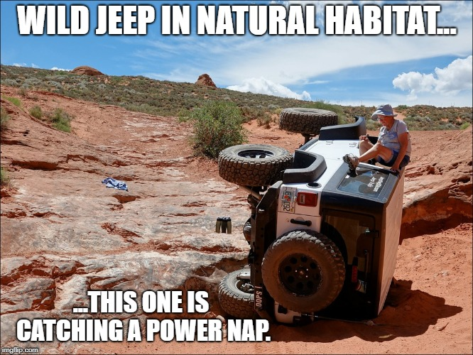 Jeepers! - Imgflip
