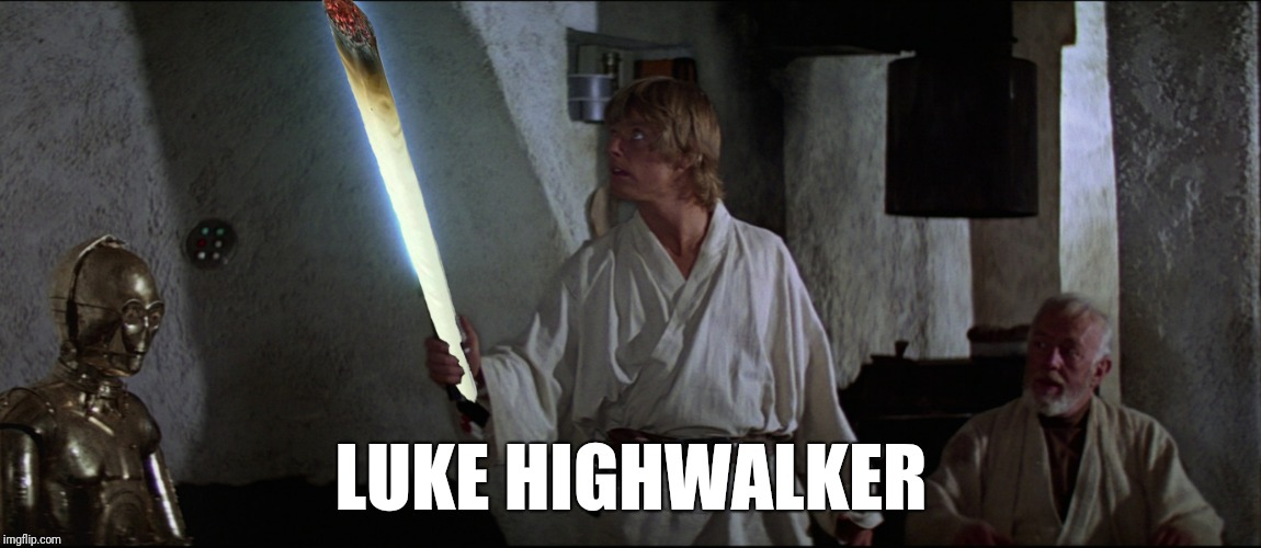 LUKE HIGHWALKER | made w/ Imgflip meme maker