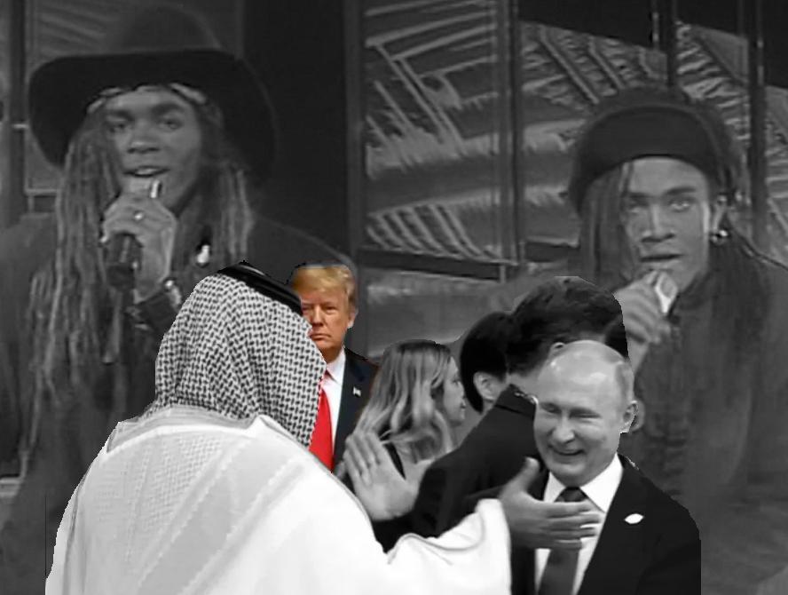 Trump milli vanilli Blank Template - Imgflip