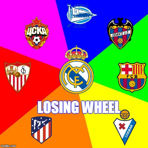 Blank Colored Background | LOSING WHEEL | image tagged in memes,blank colored background | made w/ Imgflip meme maker