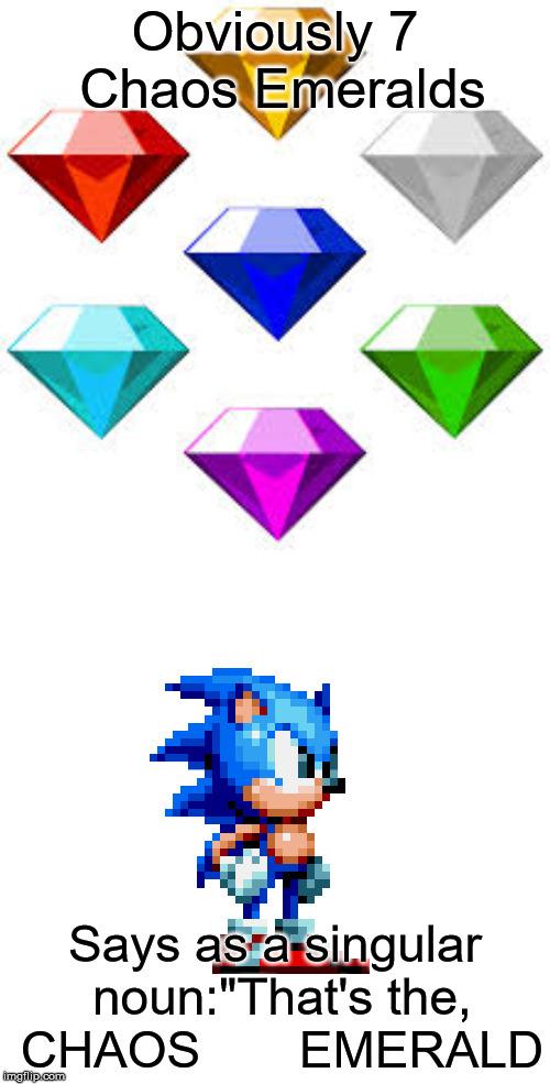Sonics English Imgflip