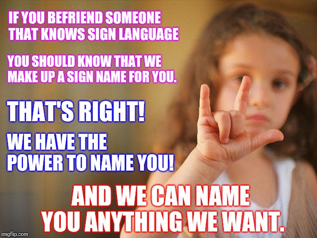 "Why Do You Keep Calling Me ""Meat""?  
