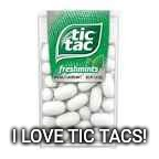 I LOVE TIC TACS! | made w/ Imgflip meme maker