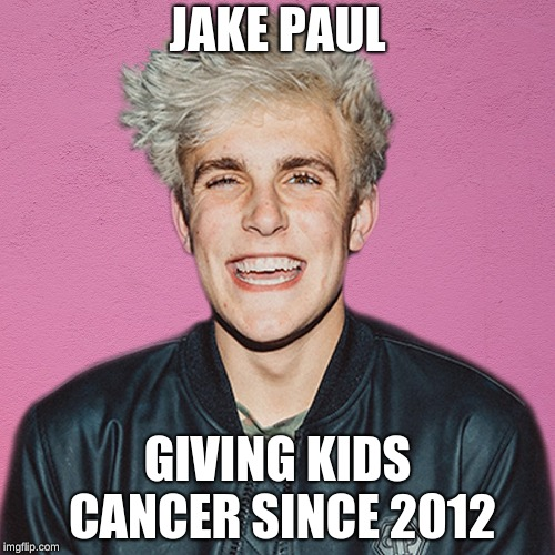 Image Tagged In Jake Paul Imgflip