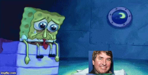 image tagged in spongebob,stephen hillenburg,memes,spongebob squarepants | made w/ Imgflip meme maker