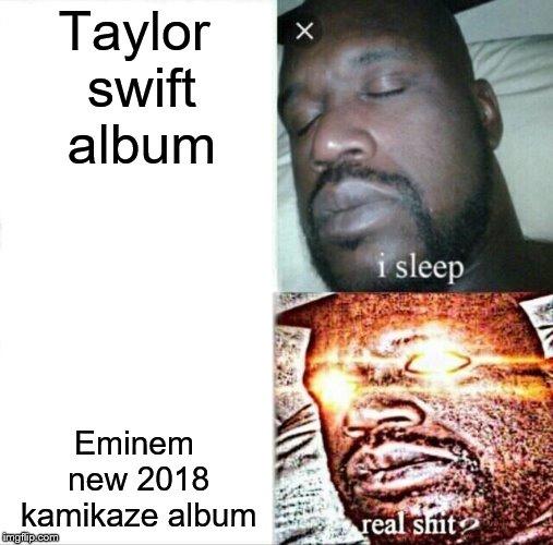 Sleeping Shaq Meme - Imgflip