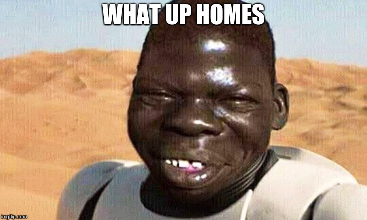 Hey Mister | WHAT UP HOMES | image tagged in hey mister | made w/ Imgflip meme maker
