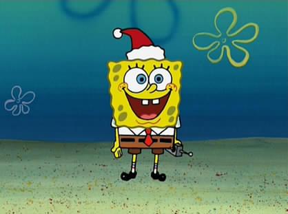 Spongebob Christmas.Spongebob Christmas Blank Template Imgflip