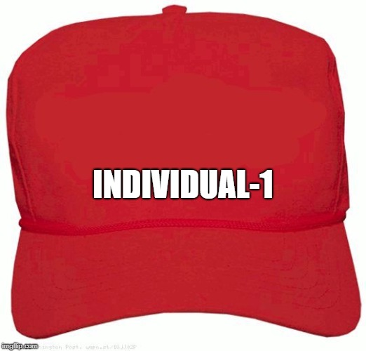 Red Hat | INDIVIDUAL-1 | image tagged in red hat | made w/ Imgflip meme maker