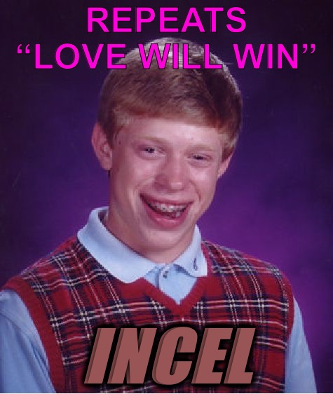"Icel Olympics  | REPEATS ""LOVE WILL WIN"" INCEL 