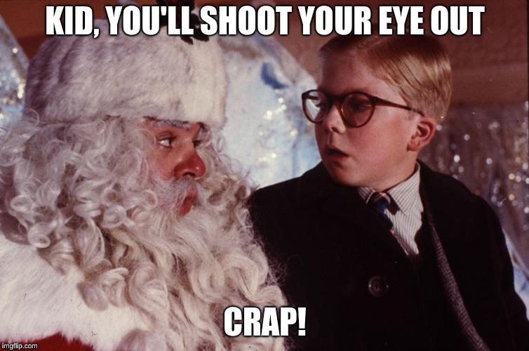 Christmas Story Meme.A Christmas Story Meme Imgflip
