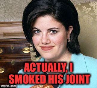 ACTUALLY, I SMOKED HIS JOINT | made w/ Imgflip meme maker