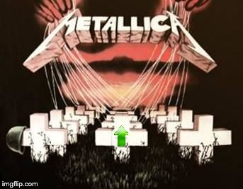 Metallica MAster of Puppets | image tagged in metallica master of puppets | made w/ Imgflip meme maker