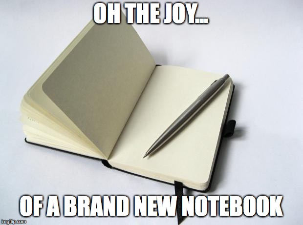notebook meme