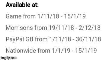 Android Did not receive Google Play reward