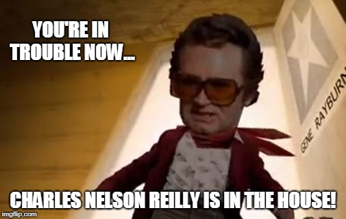 "CNR is the ""MAN""? 