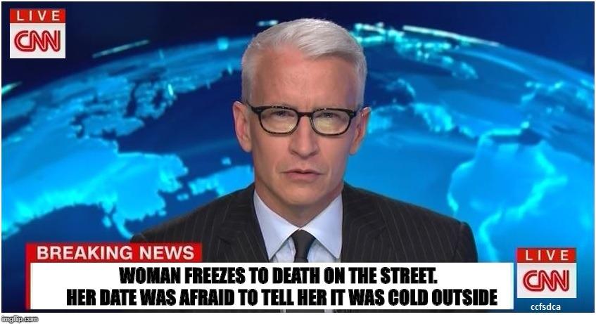 Cnn Breaking News Anderson Cooper Imgflip
