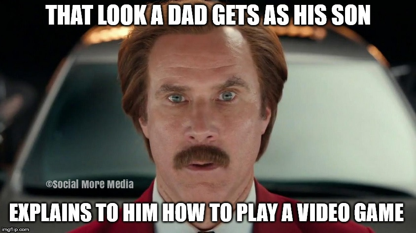 Do All Parents Go Through This?  | image tagged in parents,dad,video games,kids,roblox,fortnite | made w/ Imgflip meme maker