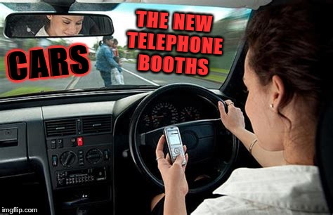 CARS THE NEW TELEPHONE BOOTHS | made w/ Imgflip meme maker