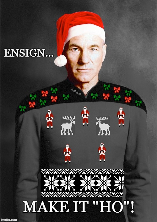 "Make it ""Ho""! 