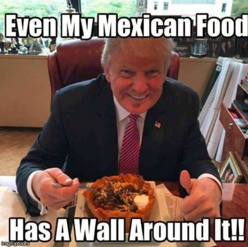 0c2476947 Political humor repost   image tagged in memes,build a wall,donald trump,