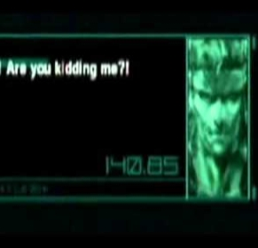 Solid Snake Are You Kidding Me Blank Template Imgflip