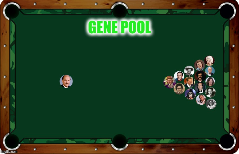 GENE POOL | made w/ Imgflip meme maker