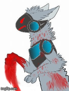KillSwitch, my protogen OC  - Imgflip