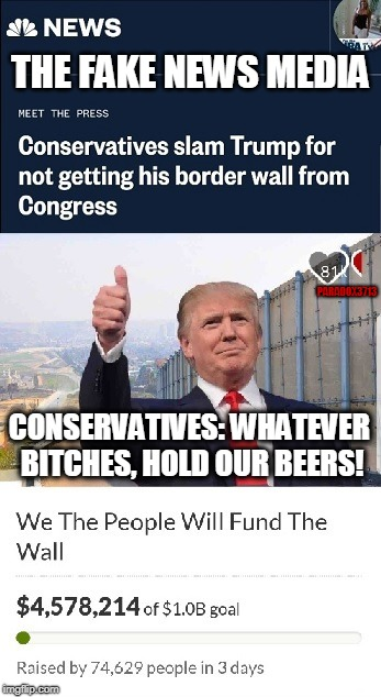 we the people will fund the wall