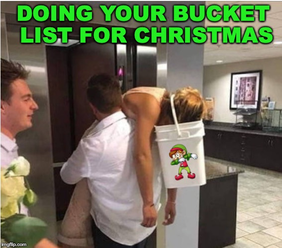 "Too much ""eggnog"" 