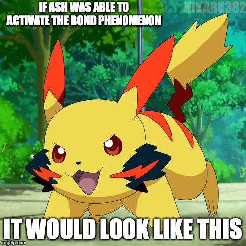 Ash Pikachu Imgflip