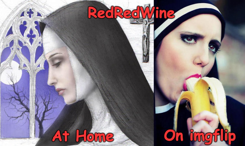 The Good and the Best... | RedRedWine At Home On imgflip | made w/ Imgflip meme maker