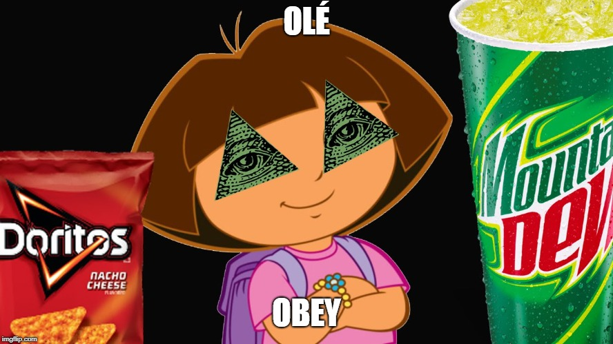 OLÉ OBEY | made w/ Imgflip meme maker
