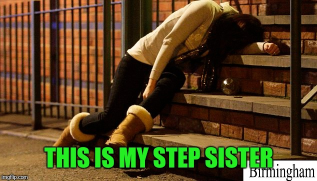 THIS IS MY STEP SISTER | made w/ Imgflip meme maker