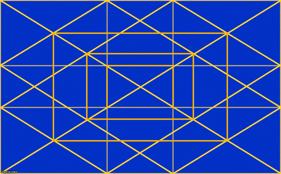 Linear Golden Ratio | image tagged in the golden ratio,geometry,linear,visibility,mathematics,eyesight | made w/ Imgflip meme maker