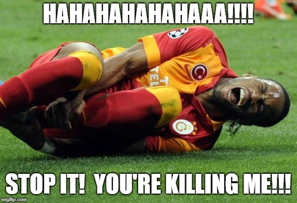 HAHAHAHAHAHAAA!!!! STOP IT!  YOU'RE KILLING ME!!! | made w/ Imgflip meme maker