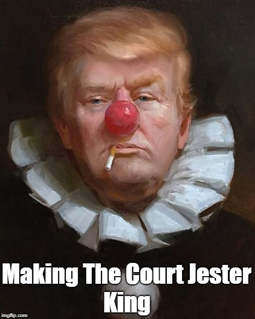 Making The Court Jester King   made w/ Imgflip meme maker