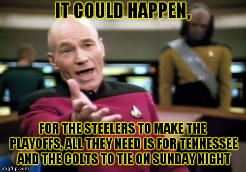 "The Clock Just Struck Midnight For ""Big Ben"" (Roethlisberger) 